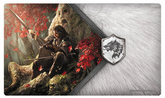 A Game of Thrones LCG: 2nd Edition - The Warden of the North Playmat fantasy flight